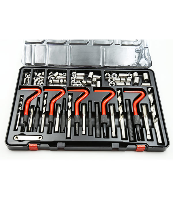 131 pieces Thread Repair Kit